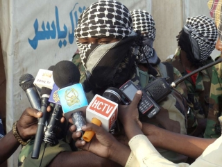 Al-Shabaab Official Interviewed