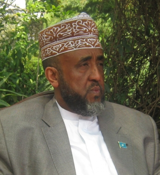 Presidential Candidate Haji Mohammed Yassin