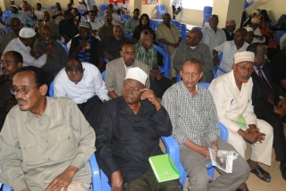 Somali Lawmakers (File Photo)