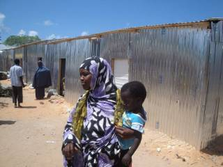 New Homes For IDPs