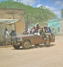 Al-Shabaab Fighters (File Photo)
